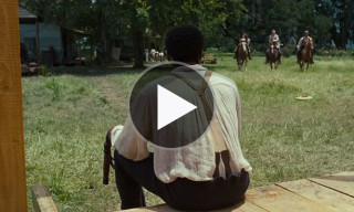Watch the Trailer for the Steve McQueen Film '12 Years a Slave' feat. Brad Pitt & Michael Fassbender