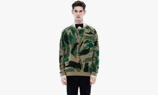 "Acne ""Brian Print"" Sweatshirts"