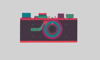 Classic Camera Prints by Adrian Johnson