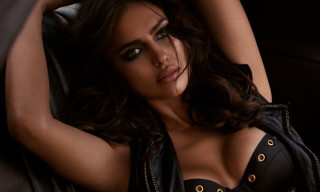 Irina Shayk for GQ Russia by David Roemer