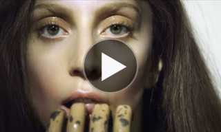 Watch Lady Gaga's Leaked 'ARTPOP' Video