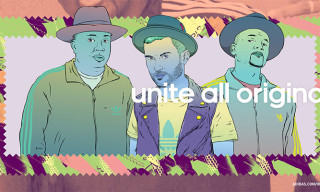 "adidas Originals Fall/Winter 2013 Campaign ""Unite All Originals"" featuring Run-D.M.C. and DJ A-Trak"