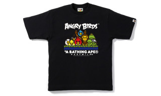 A Bathing Ape × Angry Birds
