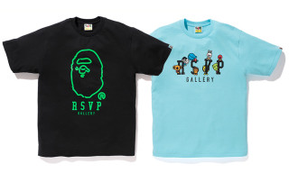 A Bathing Ape x RSVP Gallery