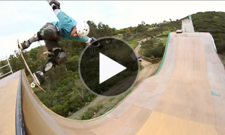 "Bob Burnquist's ""Dreamland"" – A Backyard Progression"