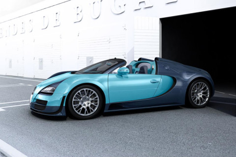 bugatti legendary special edition veyron paint jobs. Black Bedroom Furniture Sets. Home Design Ideas