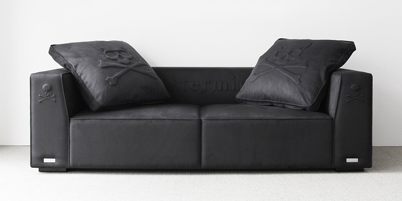 mastermind japan x building chill out sofa highsnobiety. Black Bedroom Furniture Sets. Home Design Ideas