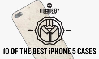 Buyer's Guide: 10 of the Best iPhone 5 Cases Around