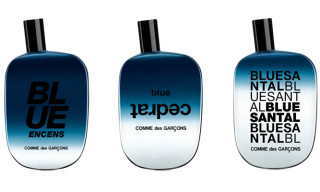"COMME des GARCONS to Launch ""Blue"" Perfume Series"