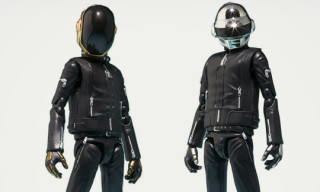 Daft Punk Action Figures Now Available for Pre-Order, Shipping December 27