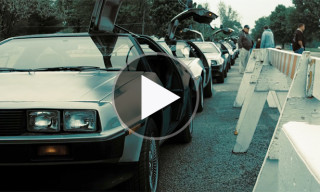 "'Back to the Future' Fanboys & Car Enthusiasts Need to Watch ""The Delorean Outfit"""