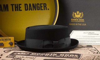 Goorin Bros. x 'Breaking Bad' Heisenberg Hat and Box Set