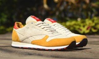 "HANON x Reebok Classic Leather ""Aberdeen Leopards"""