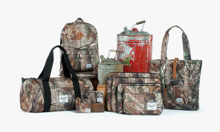 Herschel Supply Co. Fall 2013 Real Tree Collection