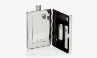 HUF x Grenco Science G Flask Personal Vaporizer