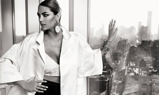 Kate Upton for Vogue Brazil July 2013 by Henrique Gendre