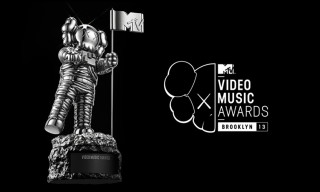 KAWS Talks About Redesigning the MTV VMA Moonman