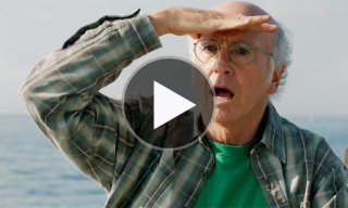 Watch the Official Trailer for Larry David's HBO Film 'Clear History'