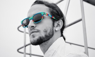 Luis Ruano for LOOK/SEE Limited Edition Sunglasses