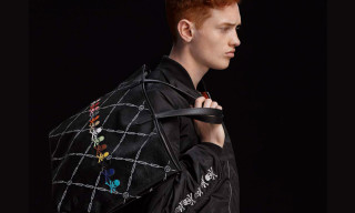 """mastermind JAPAN x uniform experiment """"BLACK SENSE MARKET"""" Capsule Collection"""