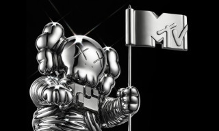 MTV and KAWS Reimagine the MTV Moonman for 2013 Video Music Awards