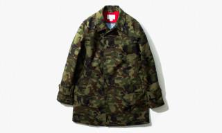 nanamica Fall/Winter 2013 Camouflage GORE-TEX Outerwear
