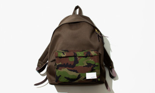 nanamica Fall/Winter 2013 Bag Collection