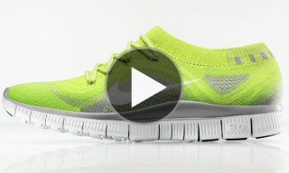 The Philosophy Behind the Nike Free Flyknit Design