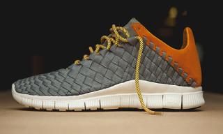 "Nike Free Inneva Woven ""Mine Grey"""