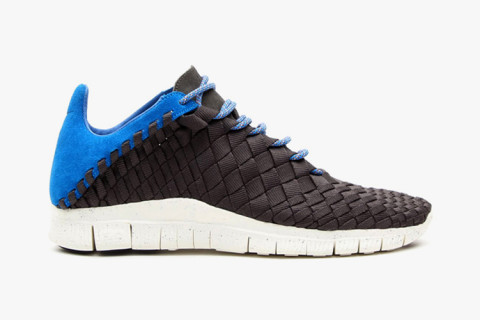 3fa14a38ddf8 ... The lightweight Nike Free Inneva Woven mens shoe is made with an  intricate