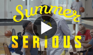 "Nike Basketball presents ""Summer is Serious"" Campaign with Kevin Durant"