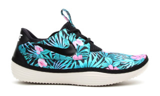 "Nike Solarsoft Moccasin ""Flower Print"" Pack"
