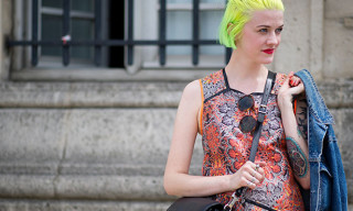 Paris Couture Fashion Week Street Style Report – Part 1