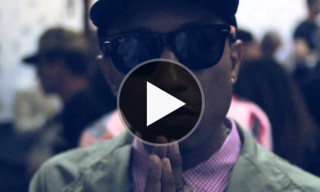 An Interview with Pharrell at the Billionaire Boys Club EU Spring/Summer 2014 Launch
