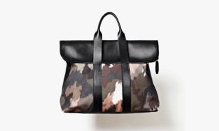 "3.1 Phillip Lim ""Dark Camo"" Bag and Backpack"