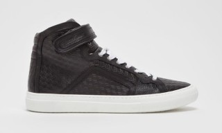 "Pierre Hardy ""Cube"" High Top Sneaker"