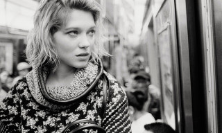 rag & bone Fall/Winter 2013 Campaign featuring Léa Seydoux and Michael Pitt