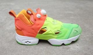 "Sneakersnstuff x Reebok Insta Pump Fury ""Popcicle"""