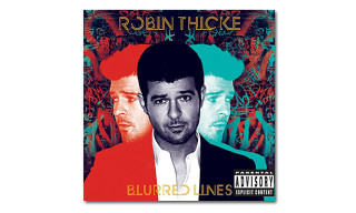 "Listen to Robin Thicke's ""Take It Easy On Me"" (Produced by Timbaland)"