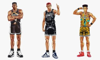 Slam Dunk x HMN ALNS Illustrations