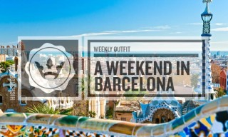 The Weekly Outfit: A Weekend in Barcelona