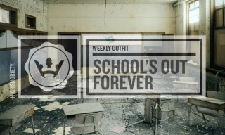The Weekly Outfit: School's Out Forever