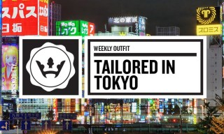 The Weekly Outfit: Tailored in Tokyo