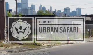 The Weekly Outfit: Urban Safari
