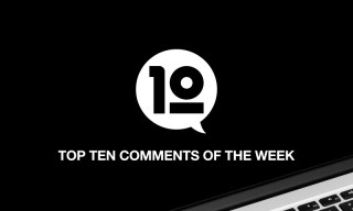Top 10 Comments of the Week: Benny Gold, Kidult, Oldboy and More
