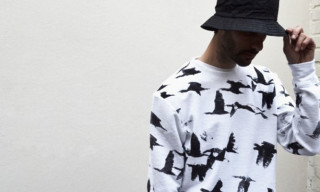 "Tourne de Transmission ""Streets Like a Jungle"" Spring/Summer 2014 Lookbook"