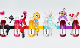 vitaminwater's #shinebright with Susie Bubble, Theo Gosselin and More