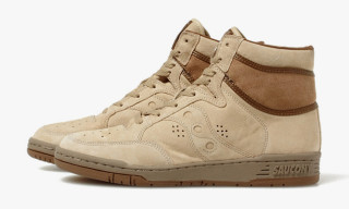 White Mountaineering x Saucony Fall/Winter 2013 Suede Sneakers