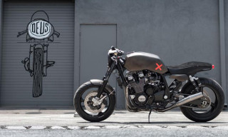 Yamaha XJR1300 Project X by Deus Ex Machina