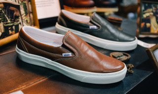 Diemme x Vans Vault Fall 2013 Collection